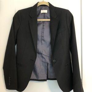 Korean brand black blazer